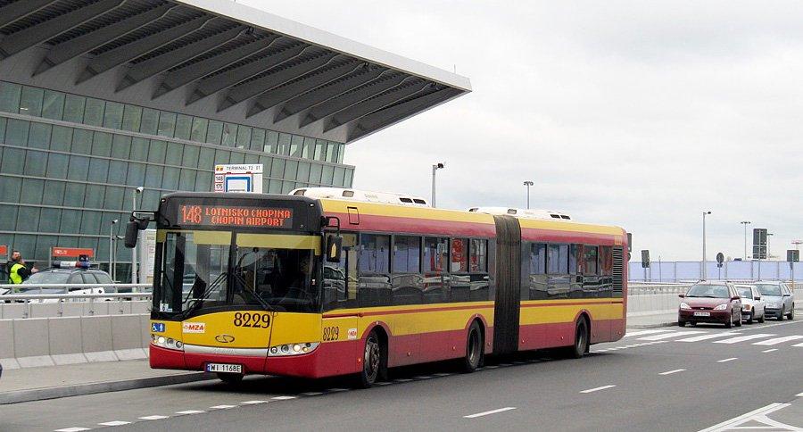 Lotnisko Chopina Dojazd