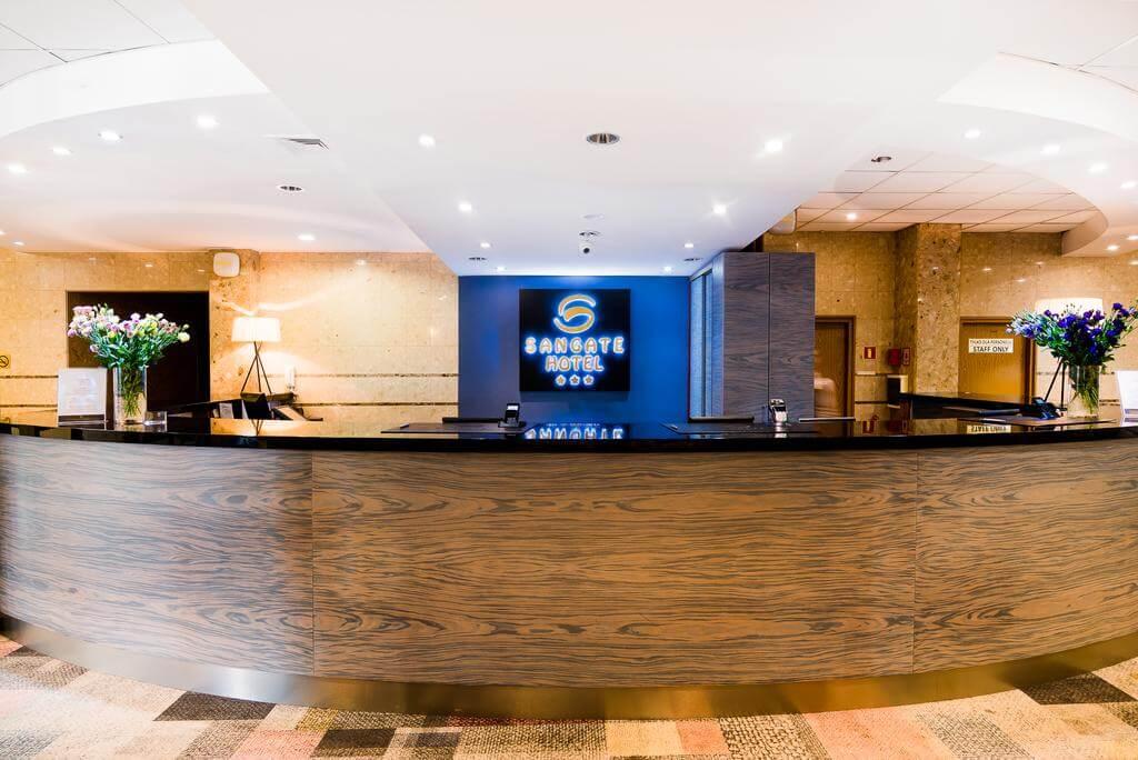 Warsaw Sangate Hotel Airport
