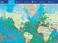 Marine traffic – statki online