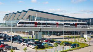 Parking Lotnisko Gdańsk