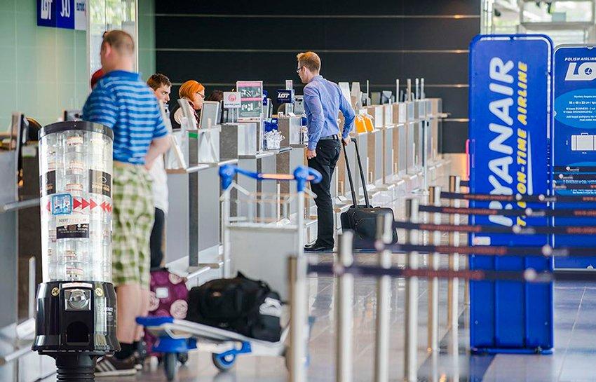 Lotnisko Wrocław Odloty