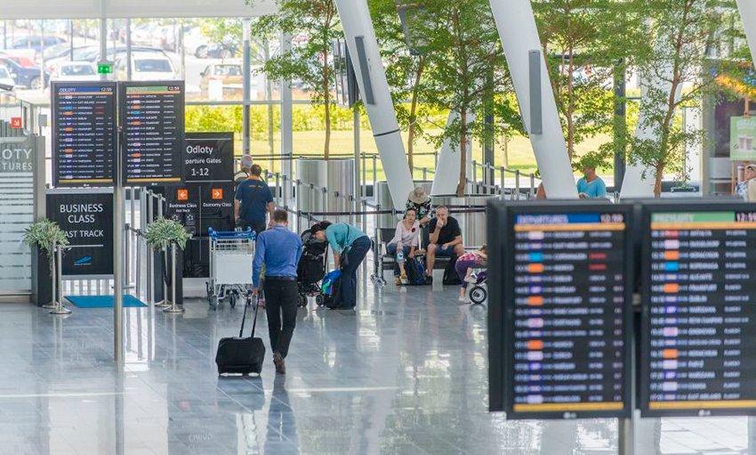wrocław lotnisko odloty