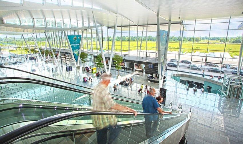 wrocław lotnisko przyloty