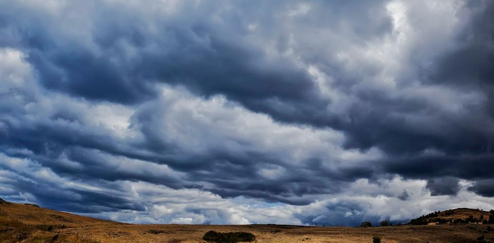 Jak powstają chmury
